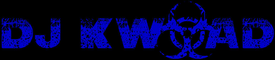 The logo of DJ KWOAD